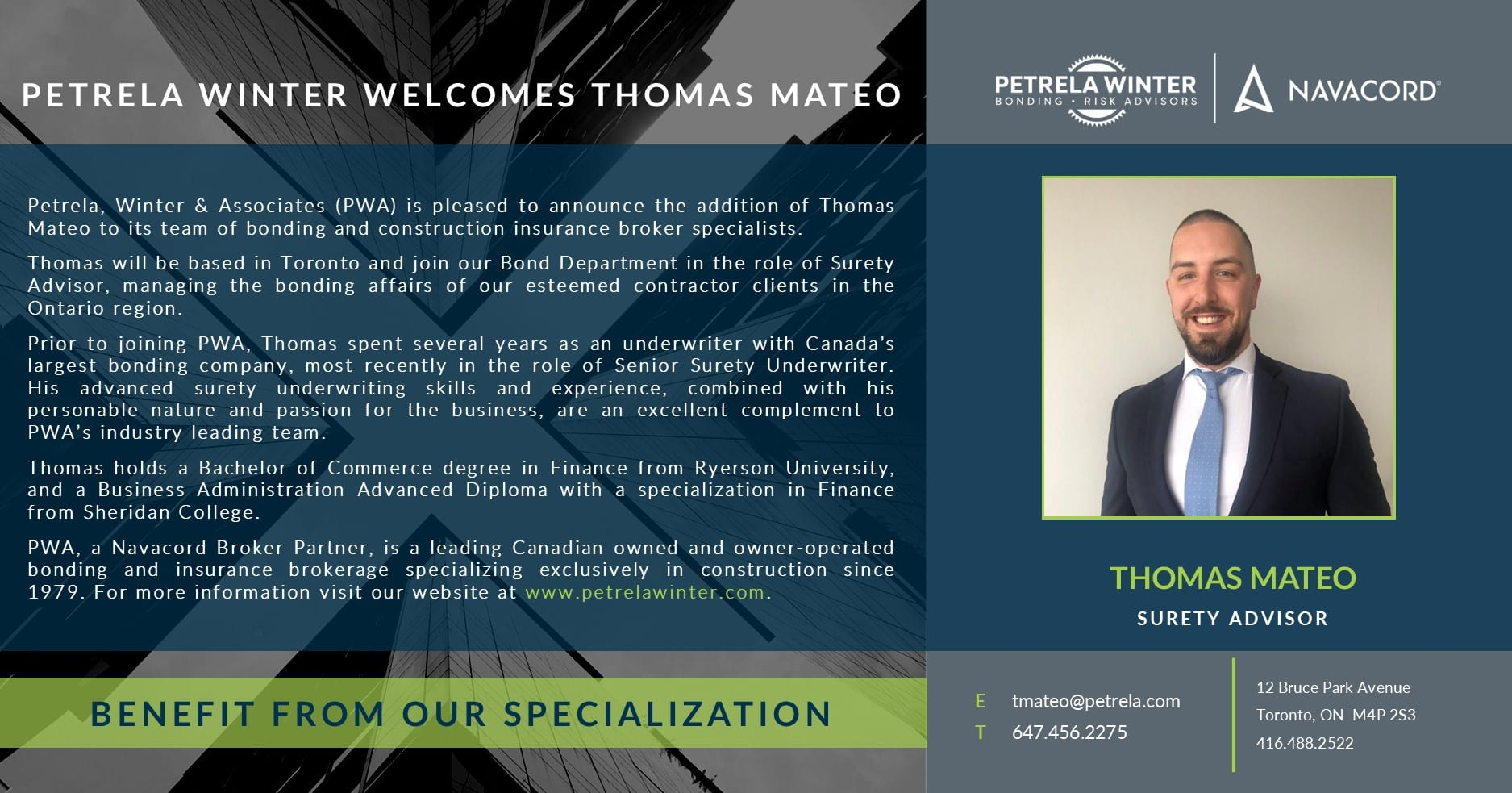 Thomas Mateo
